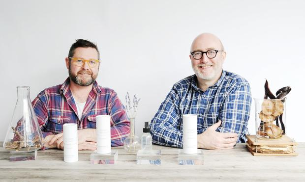 John Murray and Simon Jackson of Modern Botany are currently embarking on a €1.5m funding round through private equity and match funding