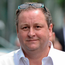 Mike Ashley CEO of Sports Direct. Photo: AFP/Getty