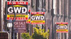 House prices are warning sign