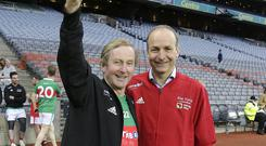 There's little enthusiasm for the pact between Enda Kenny's successor, Leo Varadkar, and Fianna Fail, under Micheal Martin, going into extra time