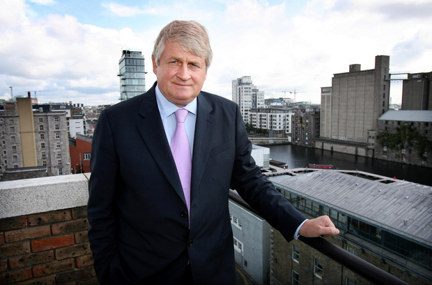 Denis O'Brien welcomed Mr Charlier's appointment to the role