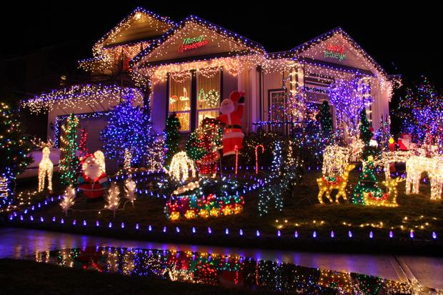 Let it glow: Celebrating the holidays can see our usage spike