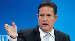 Barclays group CEO Jes Staley.