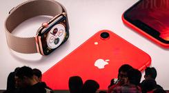 Worrying signals: Apple issues sales warning, blaming weaker iPhone sales in China. Photo: Bloomberg