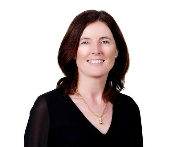 Pipeline: NTR, headed by CEO Rosheen McGuckian, is targeting other investments