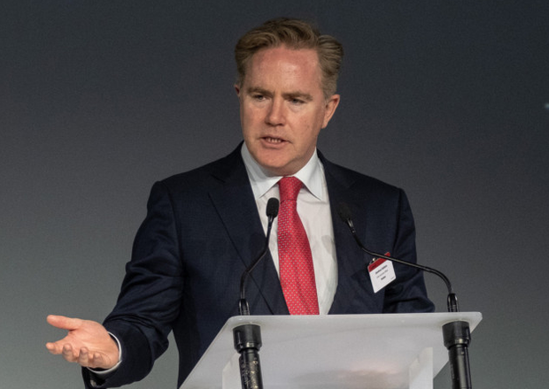 Domhnal Slattery, chief executive of Avolon, which agreed a deal with Airbus late last year
