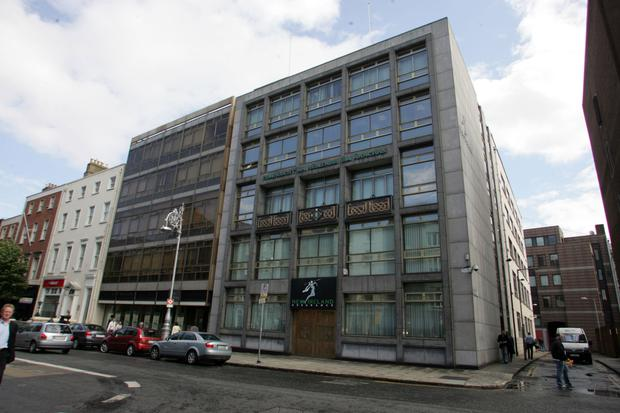 Proposals: New Ireland Assurance's former HQ may be added to Dublin City Council's Record of Protected Structures