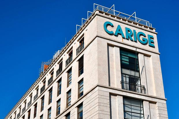 Banca Carigeis is Italy's 10th-largest bank