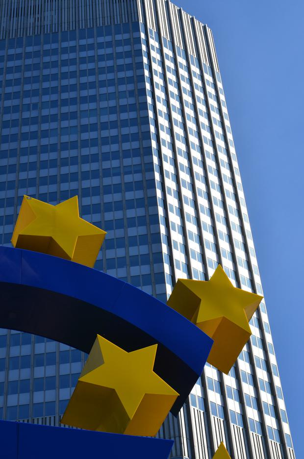 Raise plan: The ECB has said it expects to be in a position to increase interest rates this year