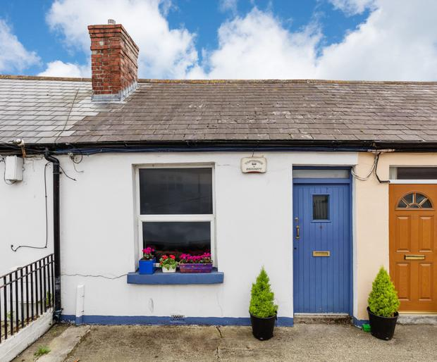 6 Rutland Cottages, Rutland St Lr in Dublin 1 was sold in July for €225k by Sherry Fitz City Centre