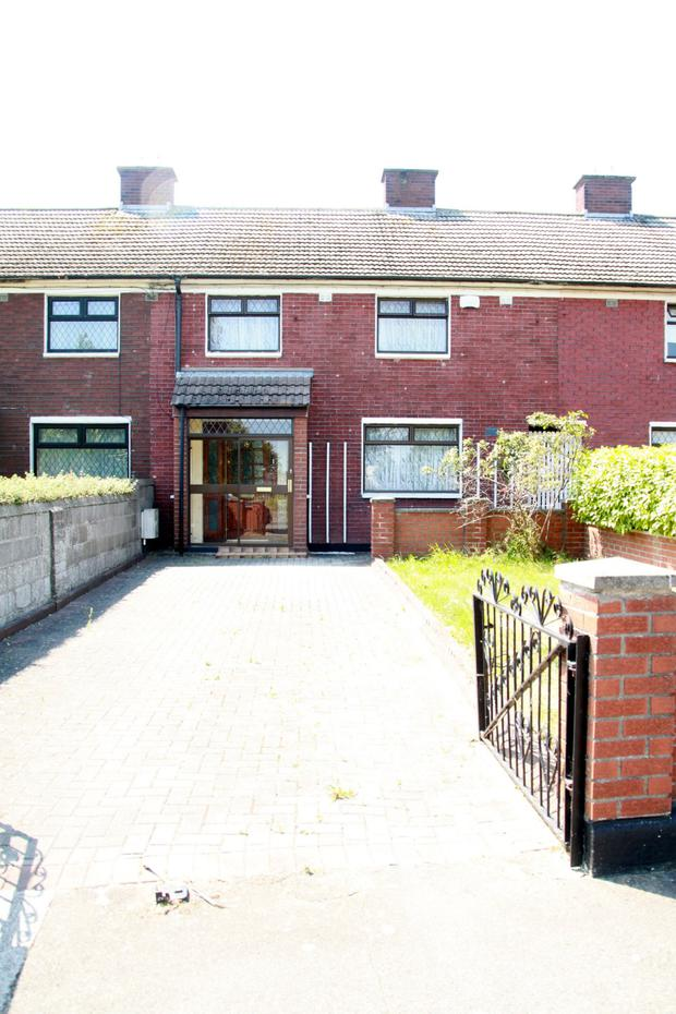 67 Adare Road in Coolock, Dublin 17 sold in November for €260k by Eugene Berry
