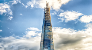 London's tallest building, The Shard