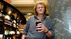 Wetherspoon chairman Tim Martin. Photo: Bloomberg