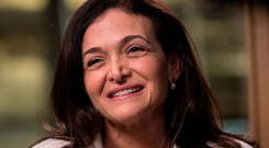 Sheryl Sandberg appeared at the billionaire's love-in at Davos, telling all who'd listen that the social network needed to earn back users' trust following the seemingly endless scandals in 2018. Photo: Bloomberg