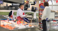 Tesco facing fish and butcher's cuts in UK. Photo: Reuters