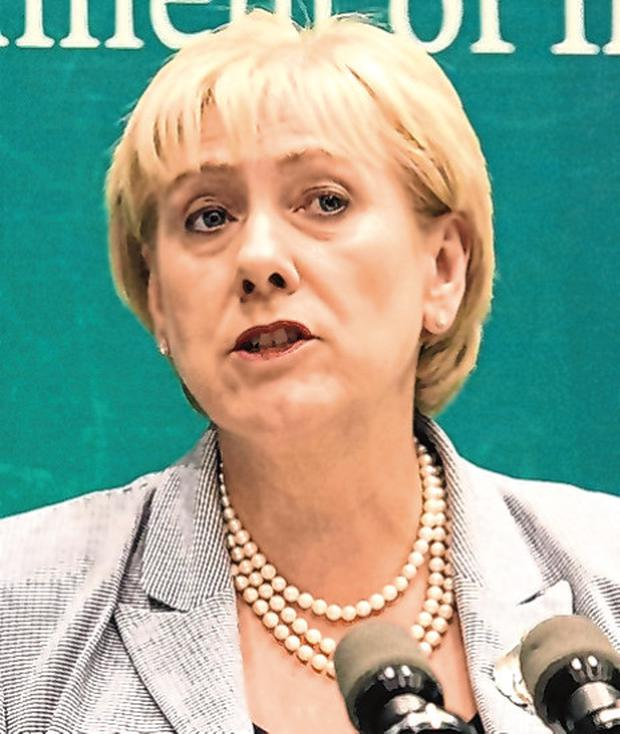 Call to scrutinise supply chain: Minister Heather Humphreys