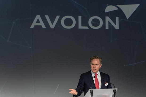 Giant: Avolon, co-founded by Dómhnal Slattery, is the world's third largest lessor