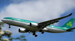 IAG, the owner of Aer Lingus, said on Monday that it would cap ownership of its shares by non-Europeans at the current 47.5pc level