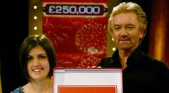 Deal or no deal: But the stakes now being played out on the Europeaan stage are higher than any game show