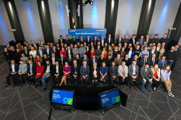 Over 600 entrepreneurs and representatives from early stage businesses, alongside investors and members of the start-up community convened today at Croke Park for Enterprise Ireland's Annual Start-up Showcase event.