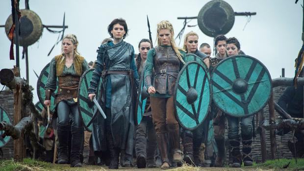 Made in Ireland: TV hit Vikings qualified for tax credits here last year
