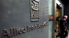 Leading lender AIB is facing a legal challenge over its decision to refuse customers a tracker rate. Stock image