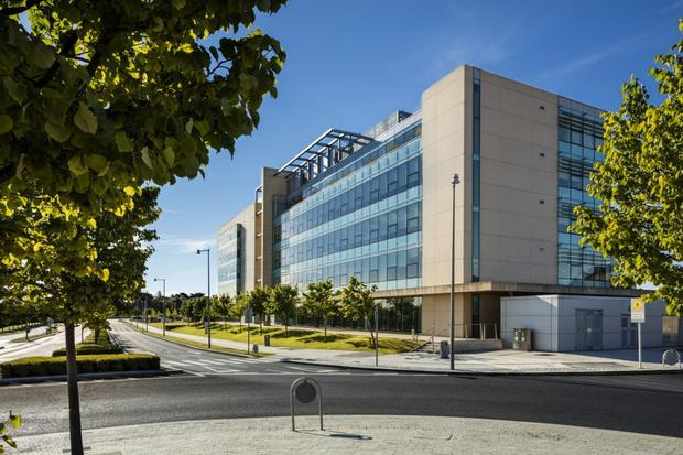 The Herbert Building is located at the Park, Carrickmines, Dublin 18