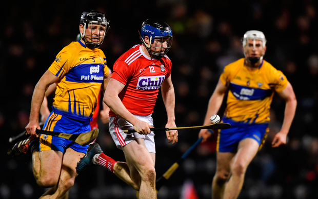 Chill has a seven-figure sponsorship deal with the Cork GAA board that covers the men's hurling and football inter-county teams. Photo: Piaras Ó Mídheach/Sportsfile