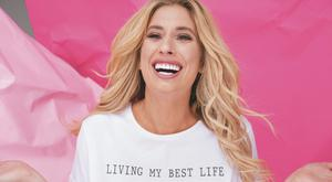 British TV presenter Stacey Solomon has a collection for Primark