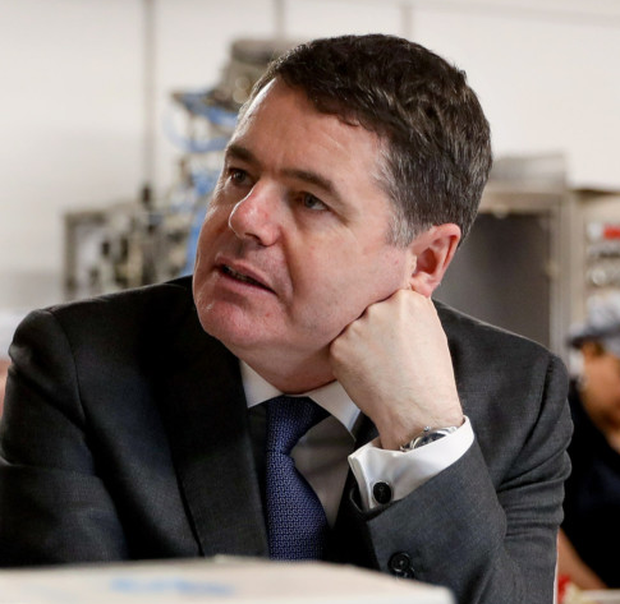 Paschal Donohoe extended controversial scheme. Picture: Maxwells