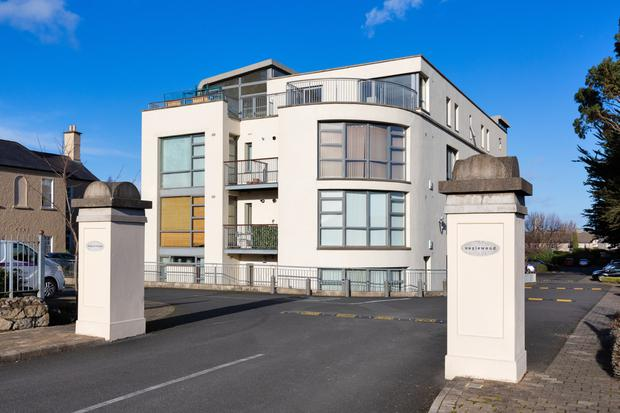 A lot of five apartments in Dun Laoghaire, guide price €1.45m