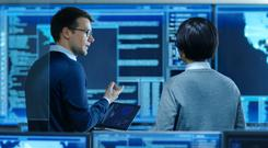 Tech spec: A successful CTO must be able to work at all levels on the technical side and be able to communicate the vision to clients and staff at sales meetings. Stock image