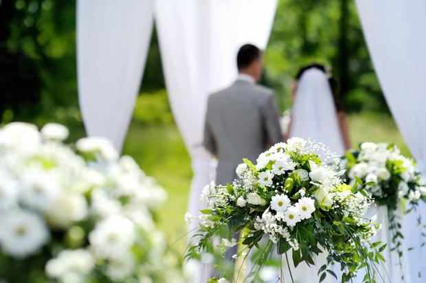 Marital money: Tying the knot has implications for you when it comes to money. Stock image