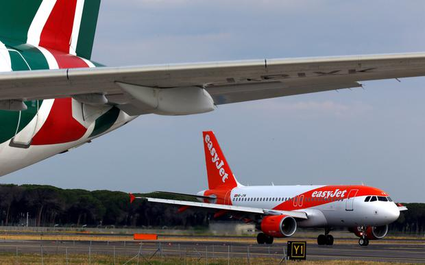 New blow: Future of Italian carrier has been plunged further into doubt after budget airline's move. Photo: REUTERS