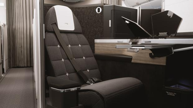 The 'Club Suite' will transform into a flat bed, a feature now standard after BA introduced it in the 1990s, but will also come with a door, meeting customer requests for added privacy.