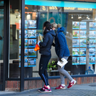 Window shopping: A report last week said that non-bank lenders offer the greatest potential to drive down Irish mortgage prices. Photo: Bloomberg