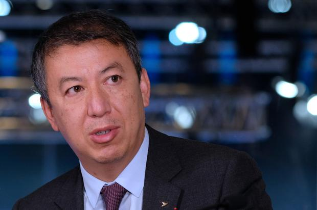 Vow: Patrick Ky, executive director of the European Union Aviation Safety Agency. Photo: Bloomberg