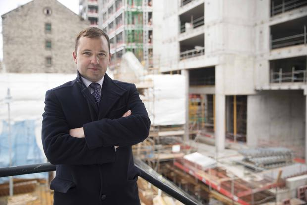 New role: Mark Reynolds' career at Savills spans over 20 years