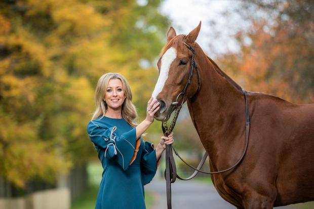 Racing ahead: Chanelle McCoy's firm makes veterinary and pharma products. Photo: Naoise Culhane Photography