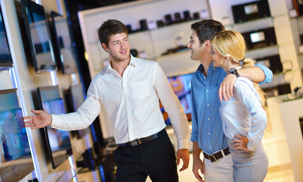 Retail staff must be trained to confidently present your products with conviction, regardless of your pricing policy. (Stock image)