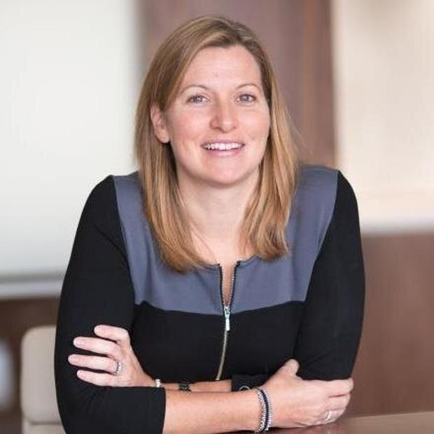 Opportunity: IFG CEO Kathryn Purves said the deal was a chance for shareholders 'to realise an immediate and attractive cash value'