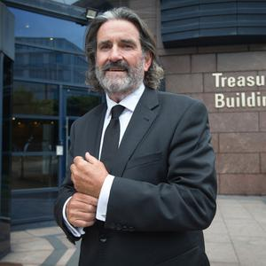Objections: developer Johnny Ronan faces opposition to plans to expand the Spencer Place Development scheme