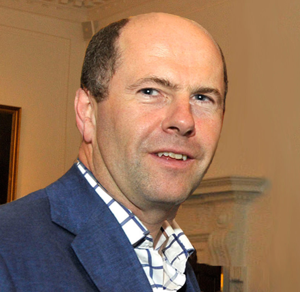 Meeting: Datalex CEO Aidan Brogan is among the directors who'll face shareholders when the company holds its AGM in the summer. Photo: Michael Chester