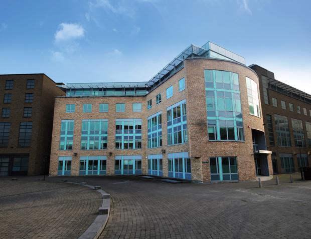 Big deal: the largest sale agreed in the quarter was Charlemont Exchange