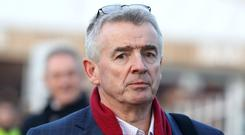 Deals: Ryanair chief executive Michael O'Leary who is soon to become group CEO