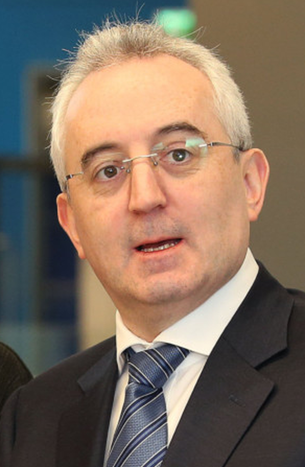 Andrew Keating, group chief financial officer of Bank of Ireland