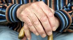 'March results for the Retirement Optimism Index showed an improvement in confidence concerning retirement.' Stock image