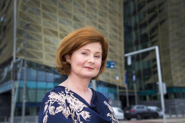Head of financial conduct at the Central Bank Derville Rowland