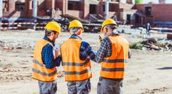 Crisis: Ward & Burke has warned that staff and skills shortages could hit the construction and engineering sectors
