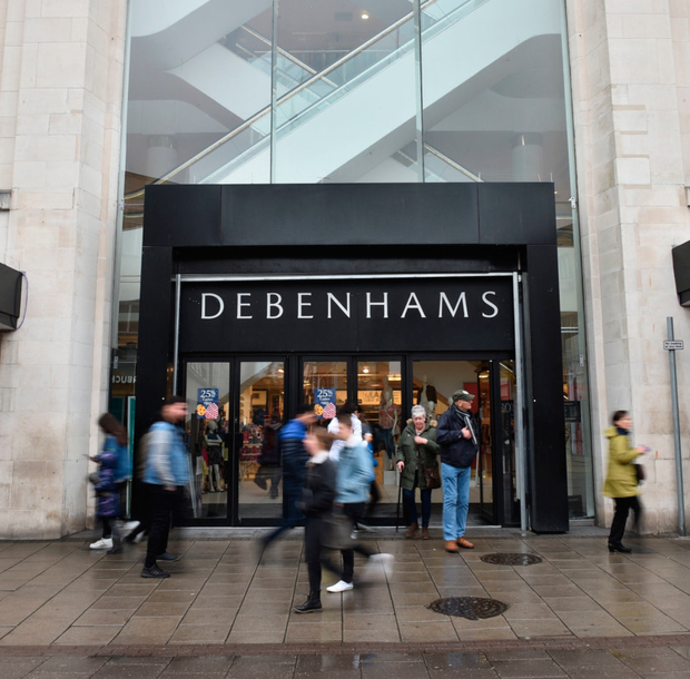 The closure of some Debenhams' outlets could help UK retail in the long run